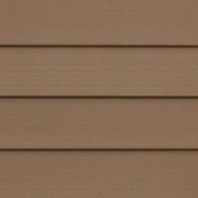 Panel de revestimiento siding PVC color Adobe
