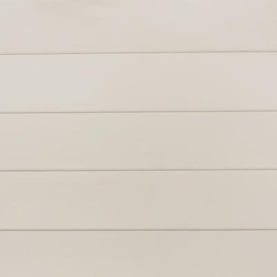Panel de revestimiento siding PVC color blanco