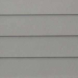 Panel de revestimiento siding PVC color Gris