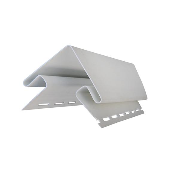 Perfil esquinero exterior siding PVC