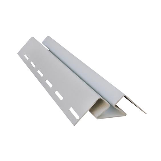 Perfil Esquinero Interior siding PVC
